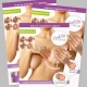 PushBra PLUS 24 + 24 pezzi - Coppa D - E - F